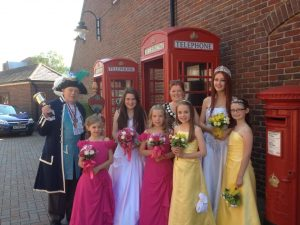 2013 Court – Witham Carnival